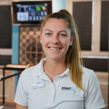Sportwissenschaftlerin Jessica Drews