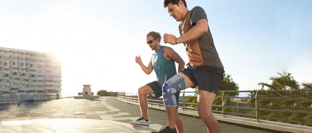 Wie Bandagen Ihre Bewegung fördern