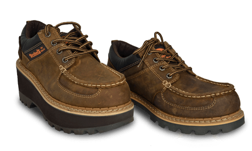 Zurichtung für Schuhe