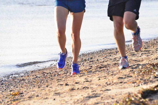 besseres Laufgefühl durch orthopädische Sporteinlagen