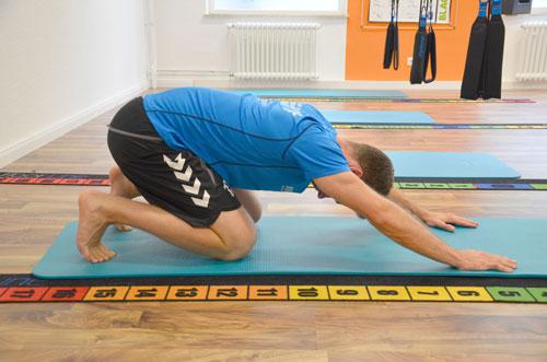 Übungen für den Fuß