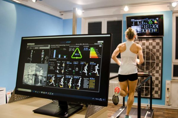 5D-Laufanalyse im Orthopädicum Kiel