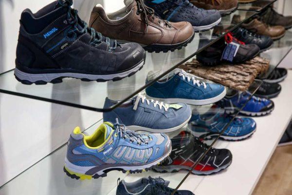 verkauf von Schuhen in Preetz