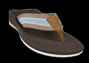 Flip-Flop mit individuellem Fußbett