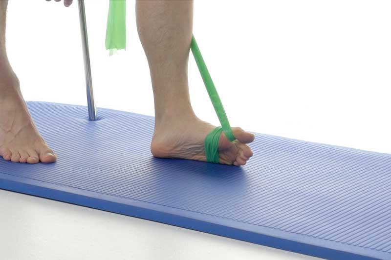 Kriwat Fuß-Training Fortg.